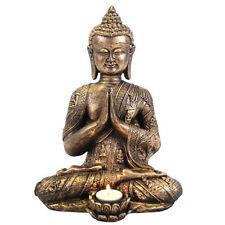 Resin Buddha Candle & Tea Light Holders