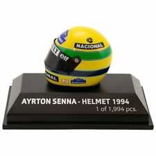 Minichamps 1:8 Mini F1 Helmet Ayrton Senna San Marino 1994