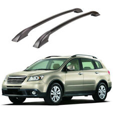 For Subaru Tribeca 2008-2014 Auto Cargo Roof Top Carrier Luggage Rack Rail Board