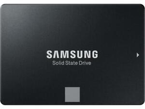 "SAMSUNG 860 EVO Series 2.5"" 1TB SATA III V-NAND 3-bit MLC Internal Solid State D"
