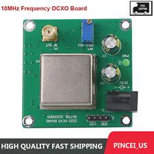 10mhz Frequency Ocxo Board Constant Temperature Crystal Oscillator Ocxo 10m 2525