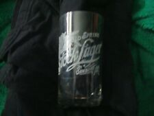 Circa 1910 ? Cold Spring Stock Lager Etched Glass, Sunbury, Pennsylvania