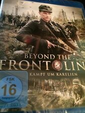 Beyond the Front Line Battle for Karelien (Blu-ray All Region)   FACTORY SEALED