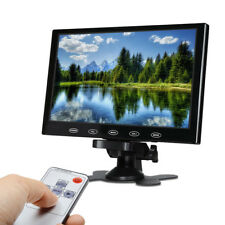 "Ultra-thin 7"" Lcd Monitor 800*480 Av/Vga/Hdmi Input w/Speaker for Dslr Raspberry"