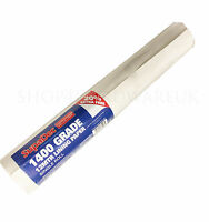 5x SupaDec Lining Paper 1400 Grade 12M  Single roll for wallpapering /& Painting