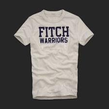 Abercrombie & Fitch L figurbetonte Herren-T-Shirts
