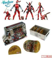 2013 SDCC Hasbro Marvel Universe Deadpool Corps Taco Truck Pack Set MISB
