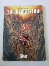 THE REGULATOR GRAPHIC NOVEL HEAVY METAL BOOK by CORBEYRAN & MORENO! RARE!