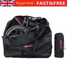 Waterproof Folding Bike Carrier Bicycle Transport Storage Bag Dust Cover Travel