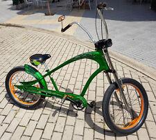 BICICLETA CHOPPER ELEKTRA BIKES VERDE - ELEKTRA BIKES CHOPPER GREEN BIKE