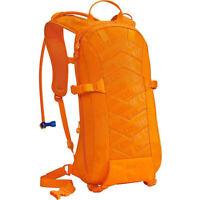 CamelBak Asset 70 oz MTB Cycling Hydration Back Pack Bright Marigold Orange NEW