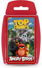 Winning Moves Angry Birds Top TRUMPS Card Game
