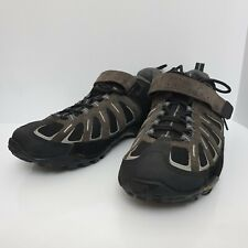 Specialized Tahoe MTB shoes SPD (used twice)  UK size 10.5 With Cleats (h2)