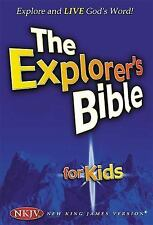 The Explorer's Bible for Kids: Explore and Live God's Word, Thomas Nelson, Accep