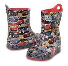 Kids' Crocs Bump It Cars™ Lightning McQueen™ Wellies/Boots size C13 UK