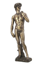 David by Michelangelo Statue Sculpture Figurine - Masterpiece