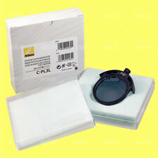 Genuine Nikon 52mm C-PL3L Circular Polarizing Filter C-PL CPL 3L CPL3L Polarizer