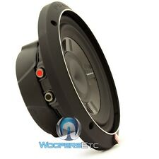"ROCKFORD FOSGATE P3SD4-8 8"" DUAL 4-OHM PUNCH SHALLOW SLIM MOUNT CAR SUBWOOFER"