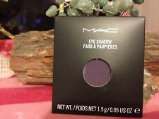"""Mac Eye Shadow Refill """" Indian Ink """" New In Box From Pro Stores Only"""