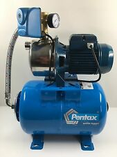 "Pentax 1"" Water booster set Stainless steel pump INOX 100 automatic pump set"