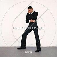 Maxwell - Black Summers Night [New & Sealed] CD