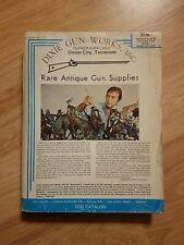 Vintage 1978 Dixie Gun Works Inc. Rare Antique Gun Supplies Catalog No. 127