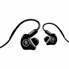 Mackie MP240 Professional In Ear Monitor Headphones