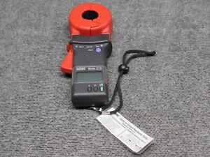 AEMC Clamp-on Ground Resistance Tester Model 3710 *Tested*