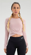 Fiber Workout Long Sleeve Top  -Fashion athletic apparel