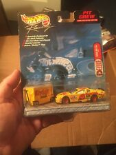 DELUXE HOT WHEELS RACING 2000 COLLECTOR EDITION KODAK MAX #4 PIT CREW