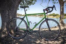 Green Gunnar Roadie Waterford 56cm Campagnolo Centaur Carbon