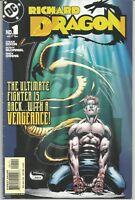 Richard Dragon #1 : DC Comics : July 2004