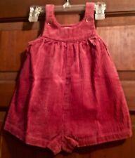 Gymboree Infant Girls Winter Shortall - size 12-18 months