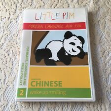 Little Pim: Chinese, Vol. 2 - Wake Up Smiling (DVD, 2008)