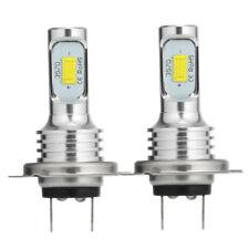 H7 110W 3570 LED Feux Phare Lampe Ampoules Kit Xénon Blanc 6000K anti erreur
