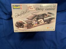Sealed Dale Earnhardt #3 Goodwrench Chevy Lumina Nib Revell 1:24 Scale Model Kit