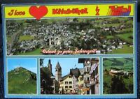 Austria I Love Kitzbuhel Tirol Multi-view - posted