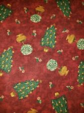 "Moda Christmas Fabric by Deb Strain ""Royal Holiday"" -3 yard piece-"
