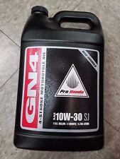 Pro Honda Oil GN4 4-Stroke Motor Oil 10W30 Gallon 08C35-A131L02 TRX CRF SXS ATV