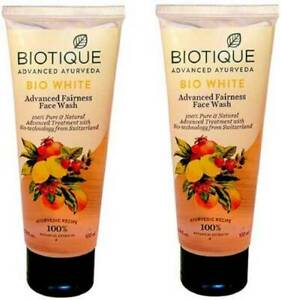 ADVANCED FAIRNESS FACE WASH 100 ML (PACK OF 2) Face Wash  (200 ml)