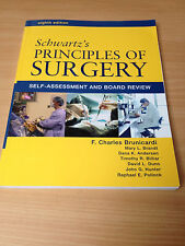 Schwartz's Principles of Surgery Self-Assessment and Board Review -  8. Edition