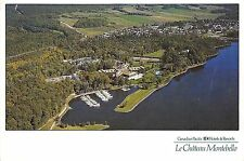 BF36375 le chateau montebello canada hotels and resorts  front/back scan