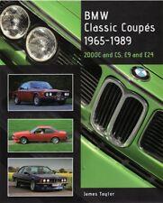 BMW Classic Coupes 1965-1989 (2000 C CS E9 CSL E24 6er 630 635 CSi) Buch book