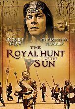 ROYAL HUNT OF THE SUN (1969 Robert Shaw) - Region Free DVD - Sealed