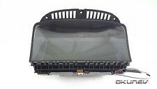 BMW 7er E65 E66 Bordmonitor ZB LCD MMI 8,8 Monitor Control Display Navi 6933162