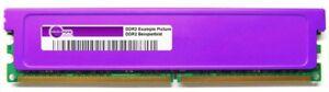 1GB Super Talent DDR2 Desktop RAM PC2-5300U 667MHz CL5 Heat Spreader T6UB1GC5