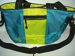 """Timbuk2 Messenger Tote Bag 15"""" Pockets"""