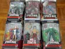 Marvel Legends Spider-Man Wave Demogoblin BAF Set of 6