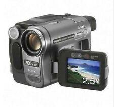 Sony Handycam DCR-TRV280 Camcorder Hi8 8mm Digital Video Camera TESTED