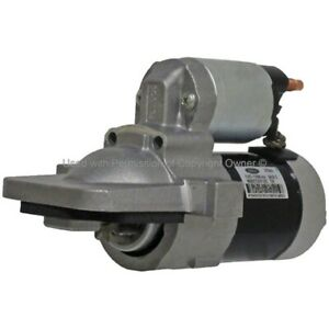 MPA 17051 Starter Motor For Select 17-19 Ford Lincoln Models